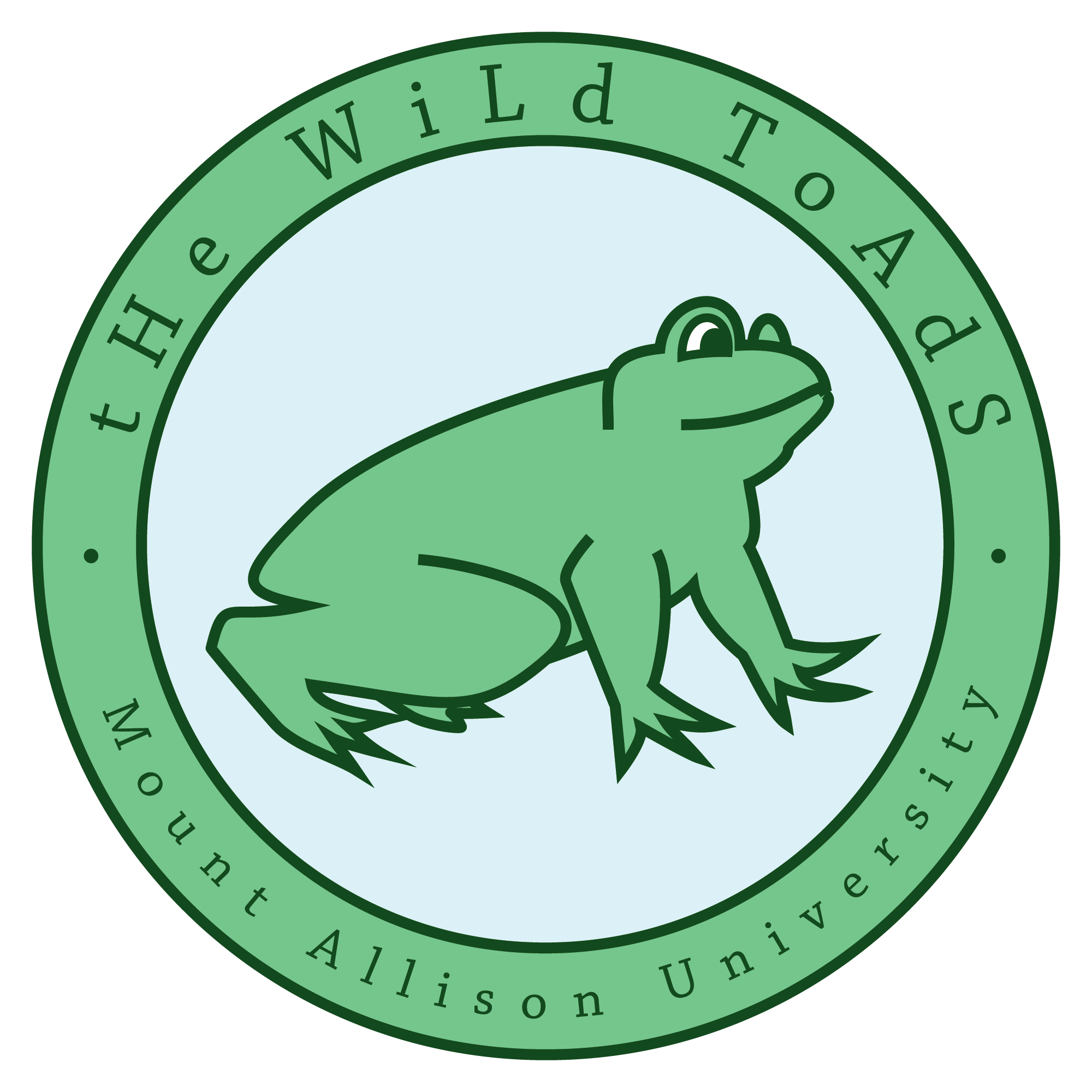The Wild Toads - Mount Allison University